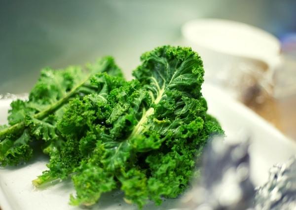 Légumes bruleur de graisses : chou frisé