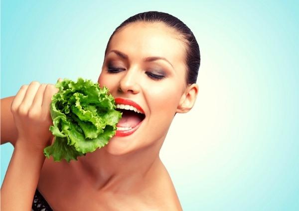 Légumes bruleur de graisses : salade