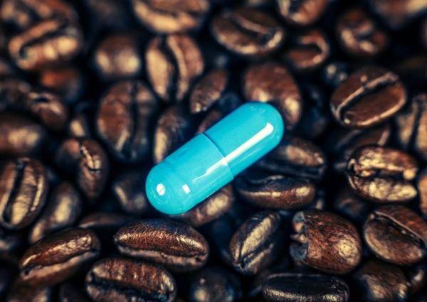 brûleur de graisse avec caféine