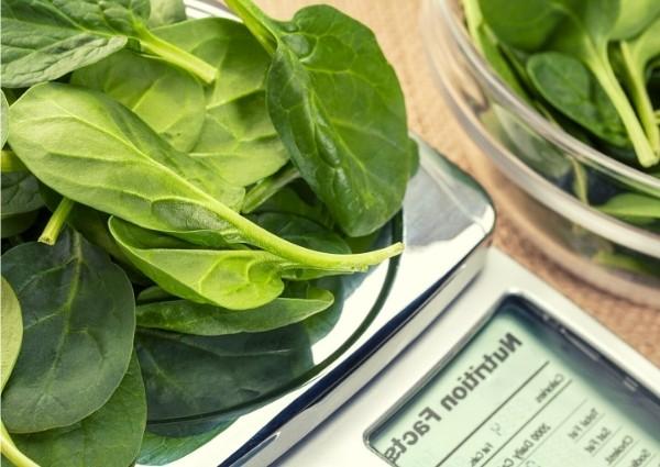 Légumes bruleur de graisses : épinards