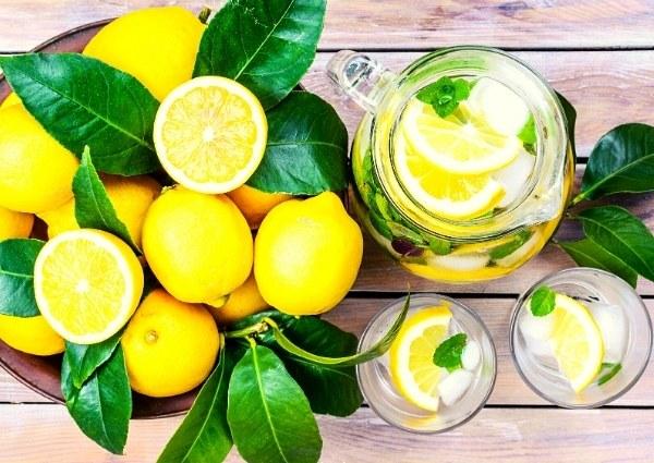 Brûleur de graisse bio : citron