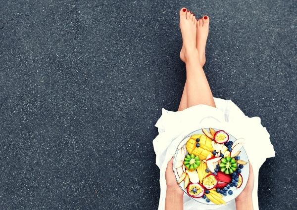 Légumes bruleur de graisses : fruits